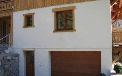 Rénovation de façade à Saint-Dié